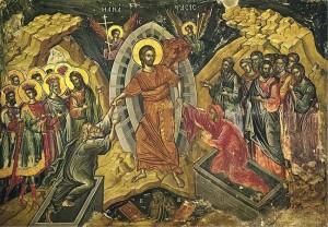 Расписание богослужения в Светлое Христово Воскресение. ПАСХУ